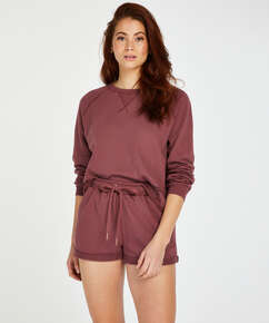 Sweat French Shorts, Pink
