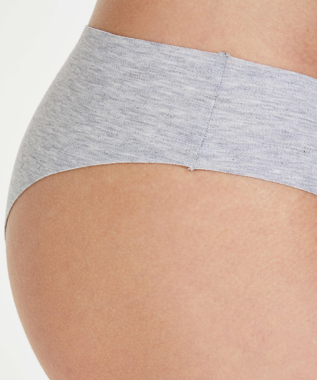 Invisible cotton Brazilian, Grey, main