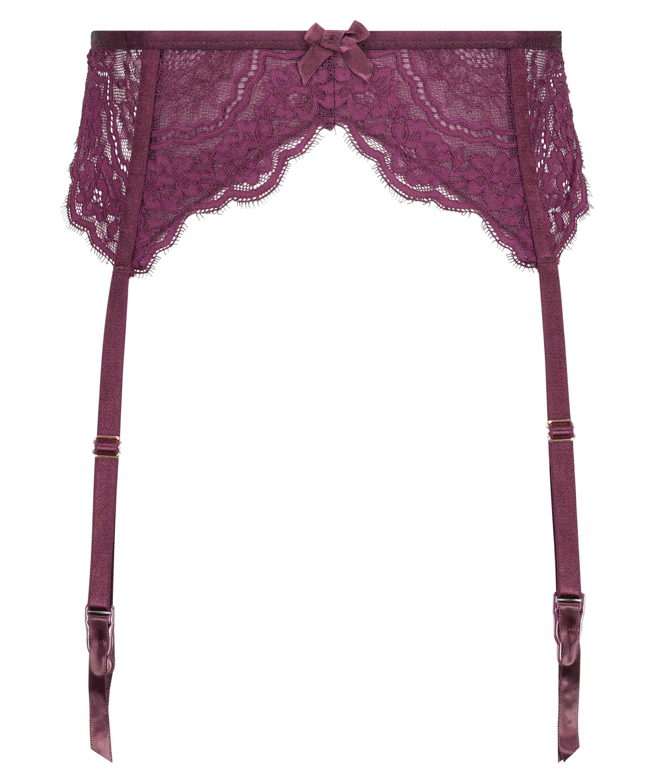 Melissa Suspenders, Purple, main