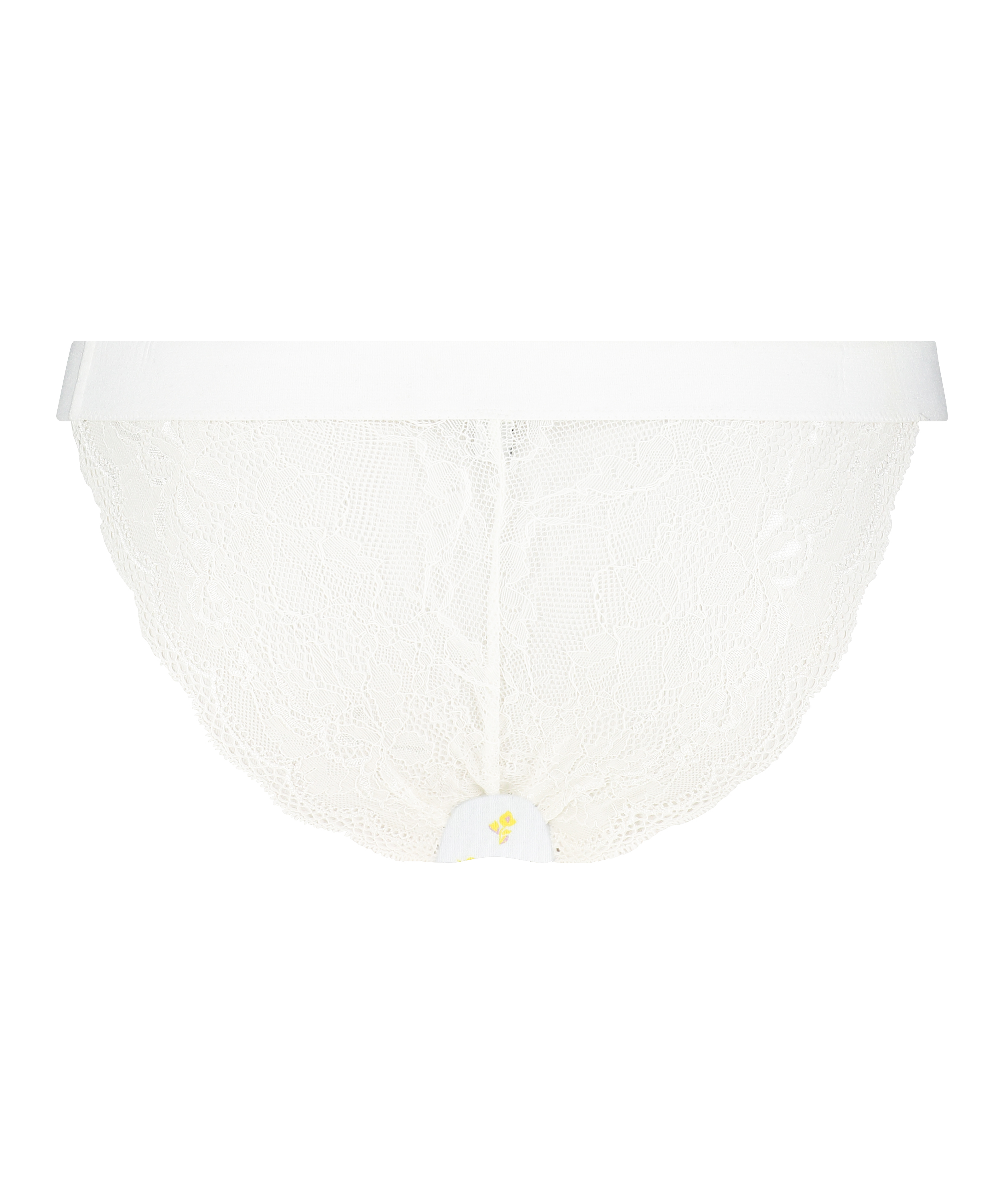 Glo Up Knickers, White, main