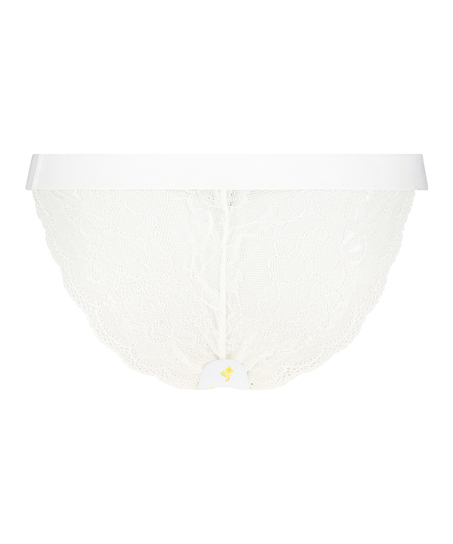 Glo Up Knickers, White