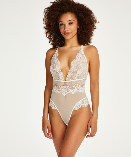 Chiara Body, White