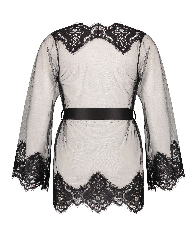 Verity Kimono, Black, main