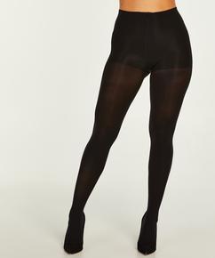 40 denier tights, Black