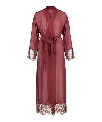 Chiffon Kimono Rebecca Mir, Red
