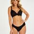 Galibi padded underwired bikini top I AM Danielle Cup E +, Black