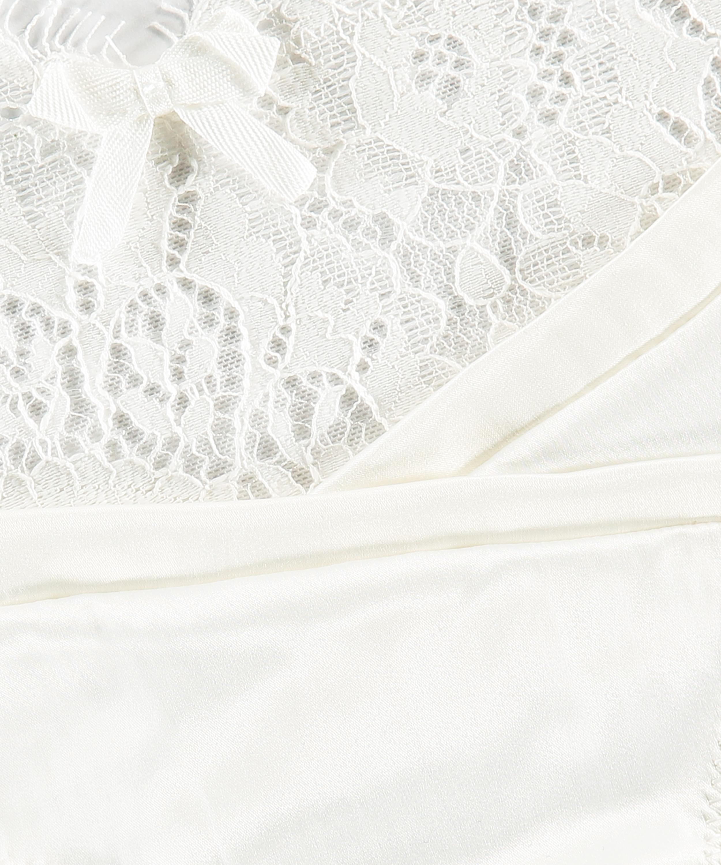Hannako thong, White, main