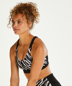 HKMX Sports bra The Pro Level 3, Pink