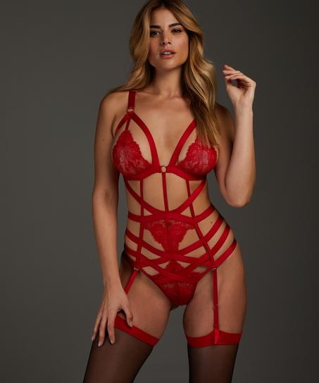 Iveresse Body, Red