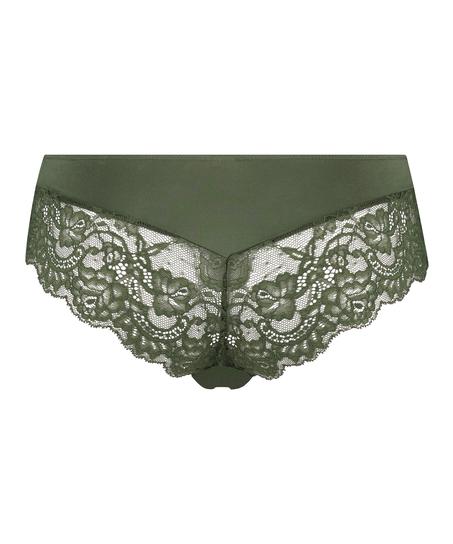 Teddy Brazilian Shorts, Green