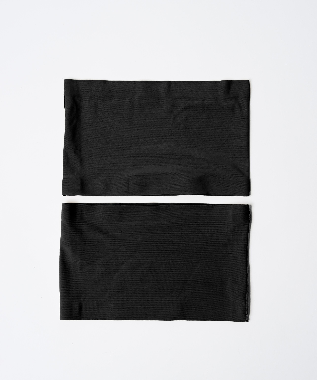Micro thigh bands, Black, main