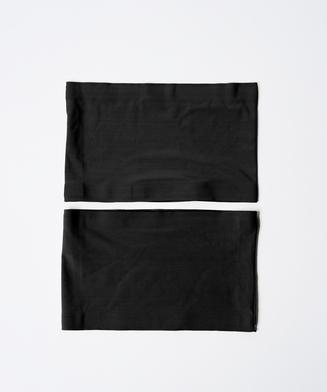 Micro thigh bands, Black