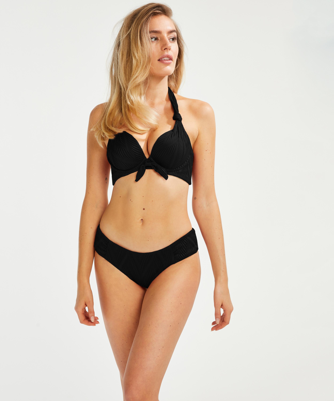 Galibi padded push-up underwired bikini top I AM Danielle Cup A - E, Black, main