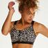 HKMX Sports bra The Pro Level 3, Grey
