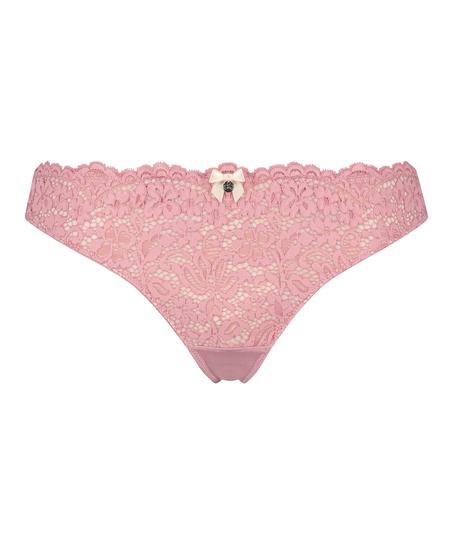 Rose Thong, Pink