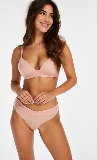 Thong Soft, Pink