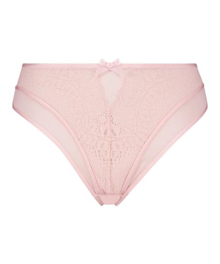 Elle high Brazilian, Pink