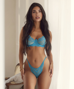 Thong Isabelle, Blue
