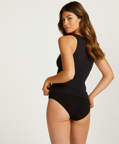 Firming top - Level 2, Black