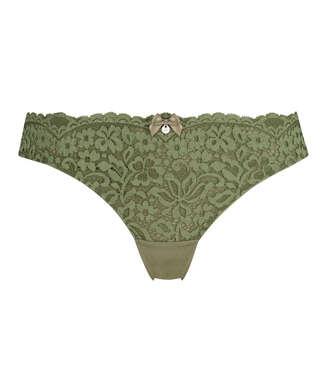 Rose Thong, Green
