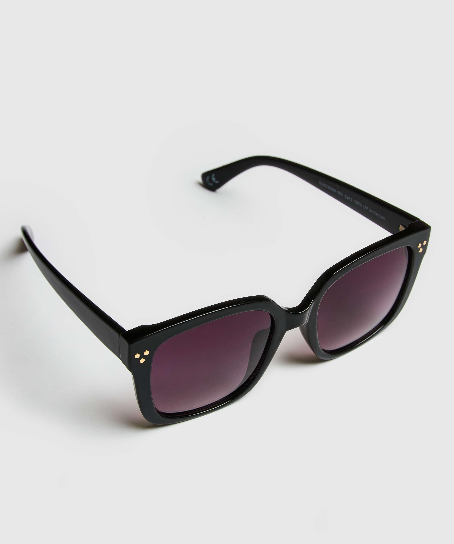 Sunglasses, Black, main