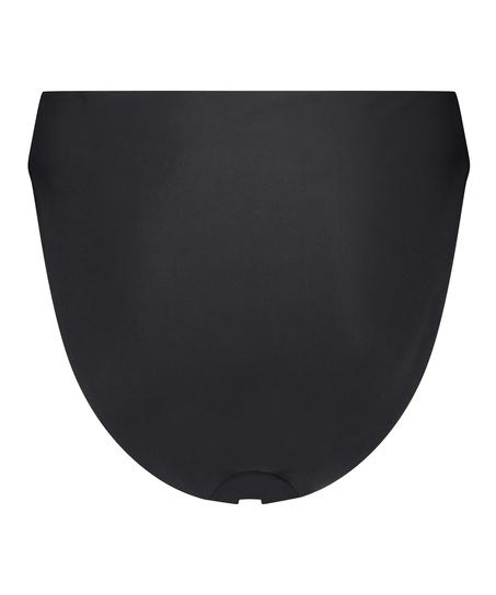High-cut bikini bottoms Black HKM x NA-KD, Black