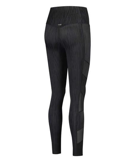 HKMX High waisted sport legging Mojave, Black