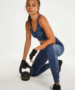 HKMX Sports bra The Pro Level 3, Blue