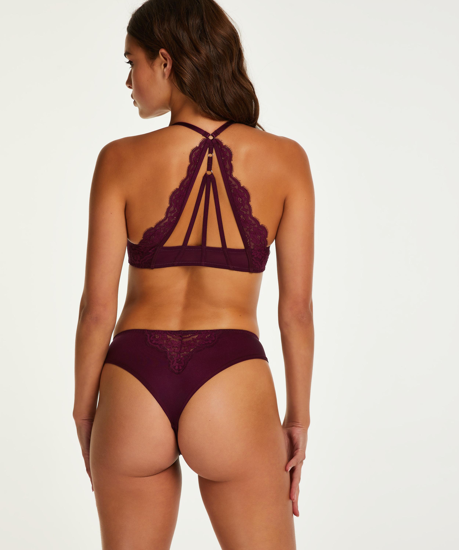 Melissa brazilian, Purple, main