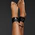 Private ankle cuffs, Black
