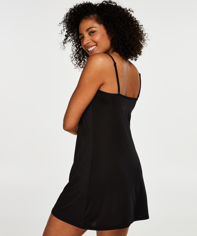 Smoothing underdress lace - Level 1, Black, main
