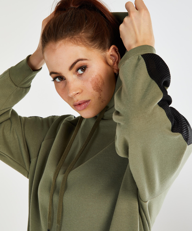 HKMX Sweater, Green, main