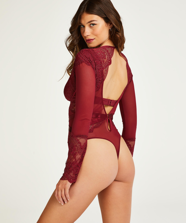 Body Lana Rebecca Mir, Red, main