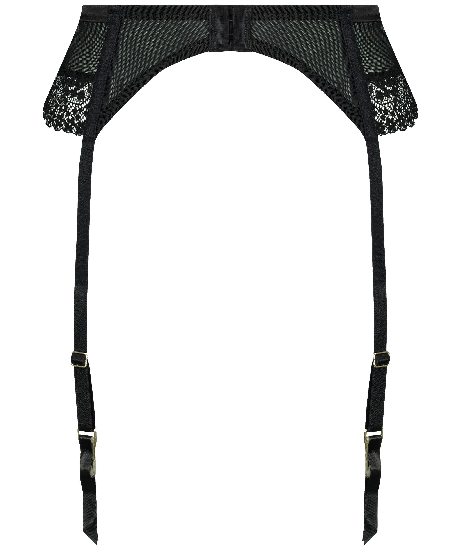Raine suspenders, Black, main