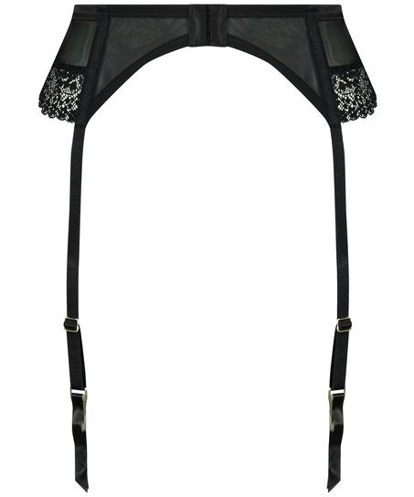 Raine suspenders, Black