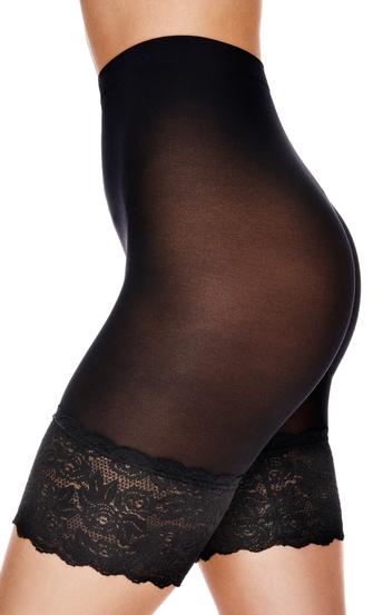 Anti Chafing Lace Shorts, Black