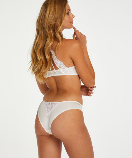 Melissa brazilian, White