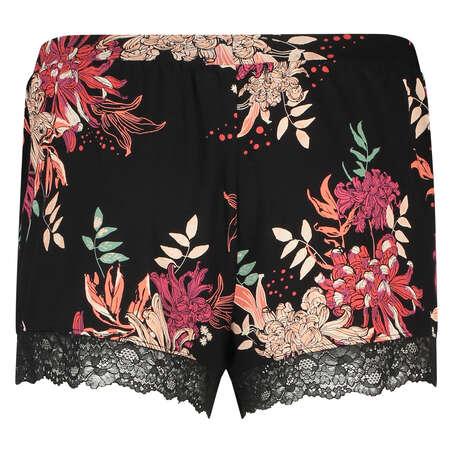 Jersey Shorts, Black