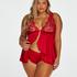 Mariah cami set, Red