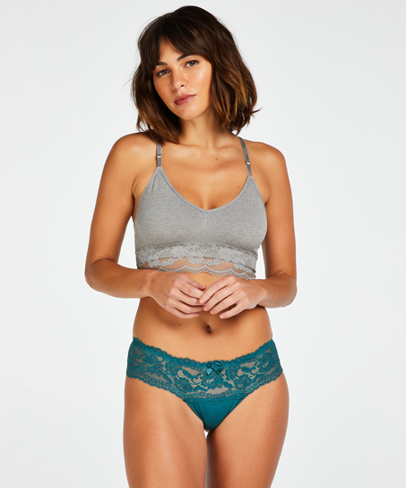 Florence Thong boxers, Blue