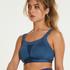 HKMX Sports bra The Elite Level 3, Blue