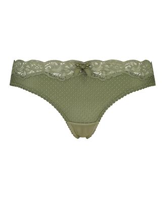 Marion thong, Green