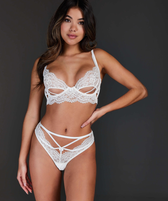 Eve Brazilian with open crotch, White, main