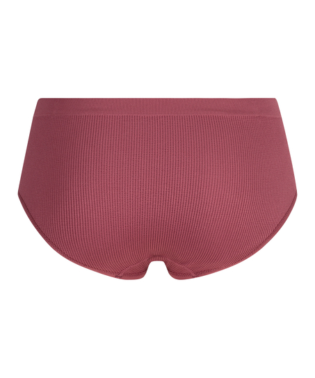 Rio Layla Invisible Knickers, Red