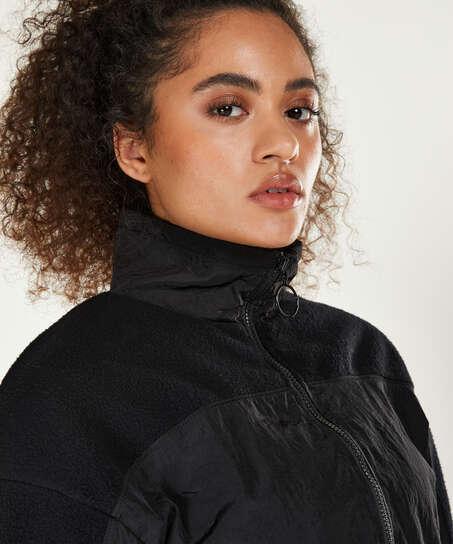 HKMX Sports jacket Malila, Black