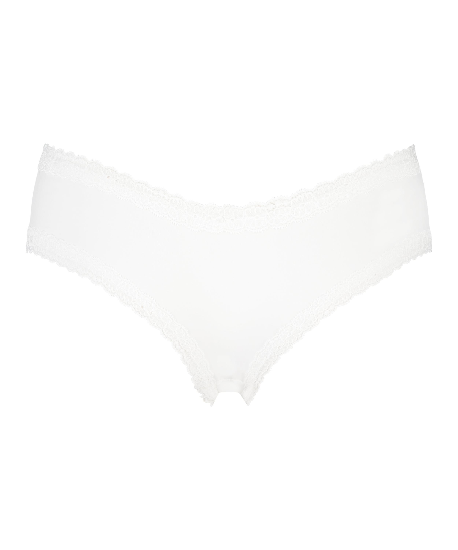 V-shaped London Brazilian, White, main
