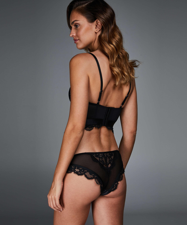 Heather Brazilian, Black, main