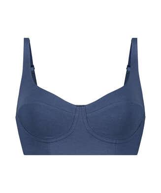 Bralette Vibing, Blue