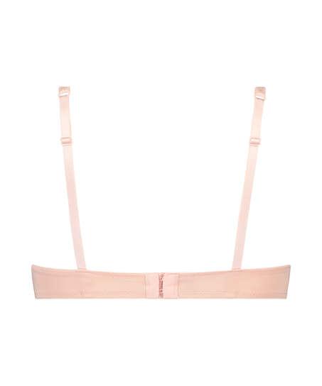 Maya Padded Underwired Bra, Pink