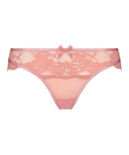 Bettina thong, Pink